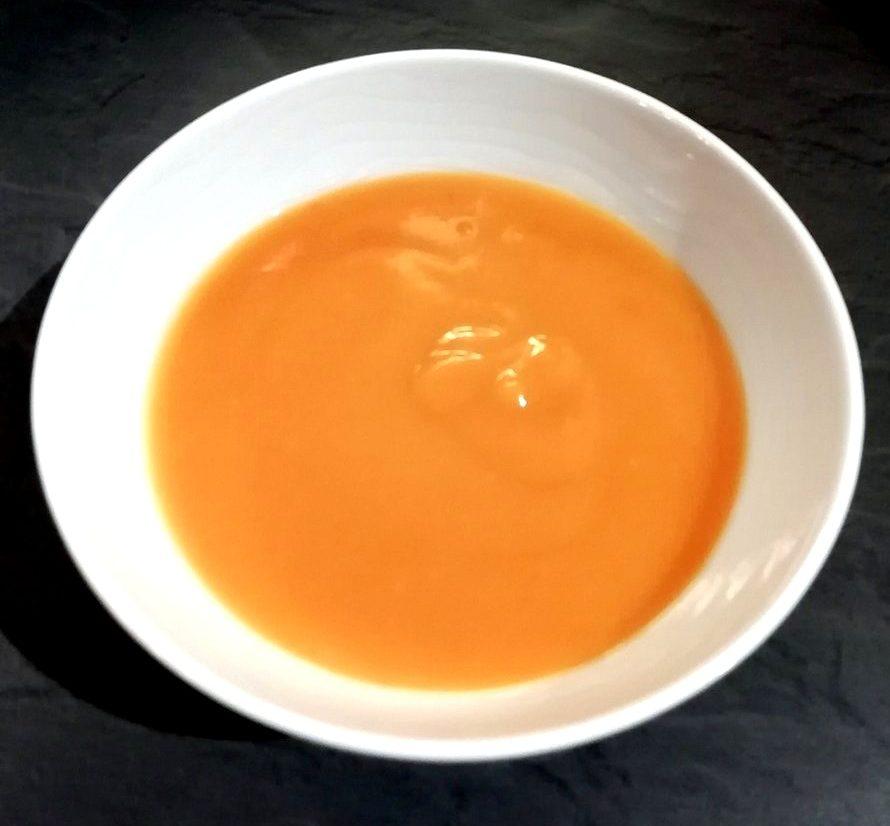 Soupe de Courge Butternut Cookeo